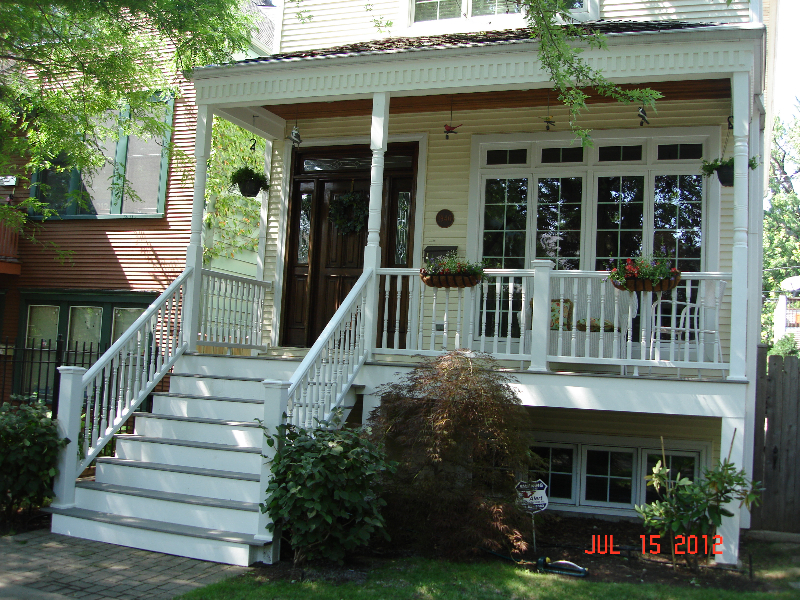 Gallery front porches georgetown decks for Porches login